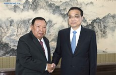 Chinese Premier calls for closer cooperation with Laos