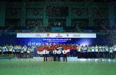 Vietnam wins bronze medal at international volleyball tourney