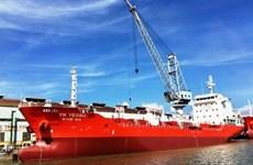 Pharung Shipyard delivers first oil tanker to RoK partner