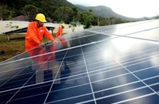 Ninh Thuan grants investment licences to nine solar power projects