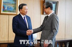 Vietnam, Japan agree to step up security cooperation