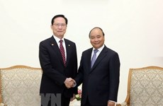 PM backs defence cooperation with RoK