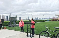 Vietnam joins observation of World Bicycle Day in New York