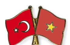 Congratulations to Turkey on 40th anniversary of bilateral diplomatic