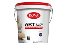 KOVA Paint puts Dong Nai factory into operation