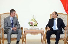 PM hails UK Ambassador's contributions to growth of bilateral ties