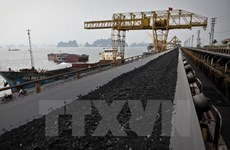 Vinacomin records high coal output, sales