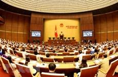 Q&A sessions take place democratically: top legislator