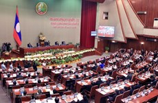 Lao National Assembly convenes 5th session