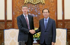 Vietnam, UK should utilise cooperation potential: President