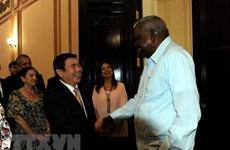 Cuba appreciates HCM City's development experience