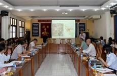 Measures discussed for HCM City smart urban development