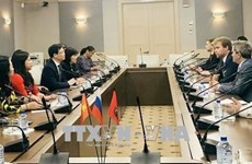 Tuyen Quang delegation visits Russia