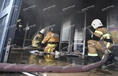 Vietnamese traders lose 0.5 million USD to Russia trade centre blaze