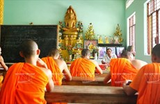 Tra Vinh spends 88,000 USD per year for Khmer language teaching