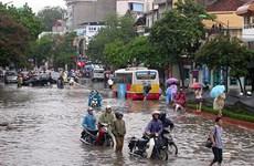 Underground anti-flood pool proposed in Hanoi
