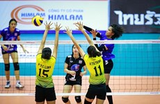 Asian Women's U19 Volleyball Championship kicks off in Bac Ninh