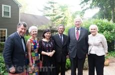 More efforts to enhance Vietnam-US comprehensive partnership