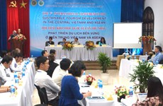 Conference looks to develop tourism in ASEAN, central Vietnam