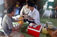 Vietnam begins testing HIV through saliva