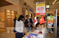 Vietnamese goods spotlighted in Japan's AEON chain