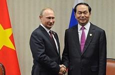 Leaders congratulate Russian counterparts on Russia Day