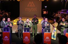 Viettel launches its 10th int'l mobile phone service in Myanmar