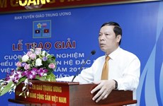 External information helps promote Vietnam's integration