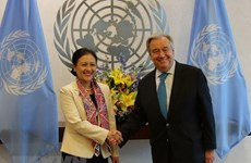UN Secretary-General hails Vietnam's commitment to realising SDGs