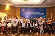 Facebook supports natural disaster response in Vietnam