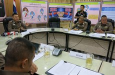 Thailand ramps up crackdown on World Cup gambling