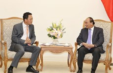 PM Nguyen Xuan Phuc welcomes new RoK Ambassador