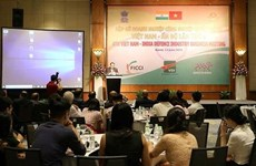 Vietnam – India defence industry businesses gather in Hanoi