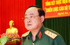 Vietnam, Myanmar promote defence cooperation