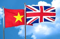 Vietnam, UK vow efforts to foster bilateral trade