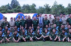 Vietnam's first field hospital to leave for South Sudan shortly