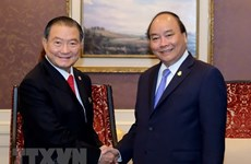 Prime Minister receives ThaiBev Chairman in Bangkok