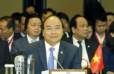 Vietnam's PM proposes solutions to improve ACMECS cooperation