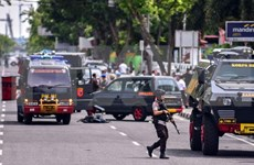 Indonesia arrests terror suspects