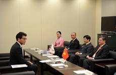 Vietnam-Japan parliarmentary relations hailed
