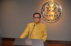 Thai PM urges foreign workers to complete registration by deadline