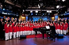 American choir to sing Vietnamese folk song