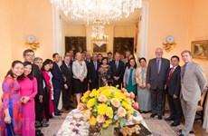 US State Department bids farewell to Vietnamese ambassador