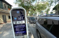 Hanoi to have extra 140 iParking lots