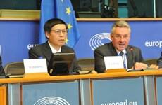Brussels workshop talks about EU-Vietnam Free Trade Agreement