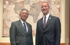 Vietnam, US seek stronger parliamentary ties
