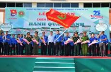 Volunteer campaign 2018 kicks off in HCM City