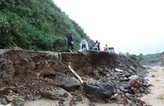 Death toll of northern floods, landslides rises to seven