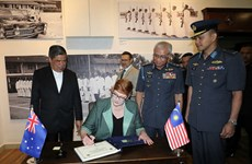 Malaysia, Australia step up cooperation in counterterrorism