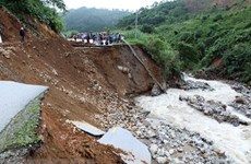 Floods, landslides leave 19 dead, 11 missing in Lai Chau, Ha Giang